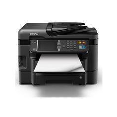 EPSON Epson WorkForce WF-3640DTWF - Impressora multi-funções - a cores - jacto de tinta - Legal (216 x 356 mm), A4 (210 x 297…  258,11 €   http://algarveshoppingonline.com/  #Epson #impressora #multifunções #algarve #portugal