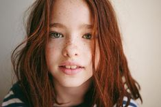 Redhead Baby, Clear Aligners, Character Bank, Happy Kids, Freckles, Love Her, Instagram, Character Inspiration, Oc