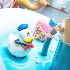 It's bath time! #donaldsboat #toowntown #tokyodisneyland…