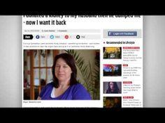 """Lei dona il rene al marito, lui la lascia: """"Rivoglio indietro il mio organo!""""  http://tuttacronaca.wordpress.com/2014/01/30/lei-dona-il-rene-al-marito-lui-la-lascia-rivoglio-indietro-il-mio-organo/"""
