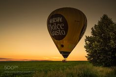 Hot air balloon by janvintr