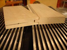 Tongue-and-groove joints are commonly made on a table saw. But with the right bits, the joints can be made just as easily on a router table.