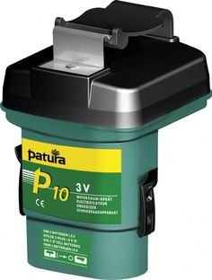 Patura Battery Energiser The energiser is very compact and lightweight Runs off 2 x 1 5 volt internal betteries size D The energiser clips Battery Sizes, Lead Acid Battery, Country Outfits, Electric Fencing, Compact, Crocodile, Tape, Earth, Tools