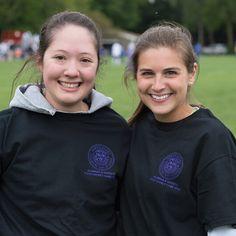 #Alumnae vs Varsity Field Hockey is always a fan-favorite. #homecoming #nscds