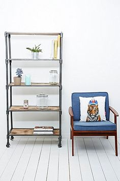 Tall Heritage Bookshelf - Urban Outfitters