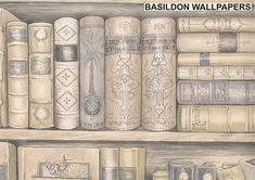 Books - LL29569 - Wallpaper
