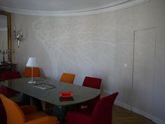 Mur peint en trompe l'oeil Joelle, Deceit, Painters