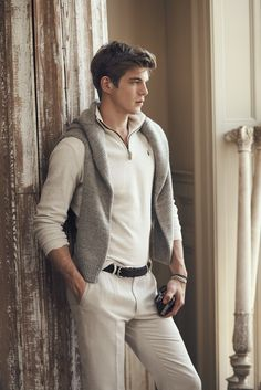 64 best ideas for party outfit men style Adrette Outfits, Outfits Casual, Men Casual, Fashion Outfits, Fashion Ideas, Preppy Winter Outfits, Casual Styles, Fashion Guide, Casual Winter