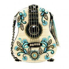 Mary Frances Unplugged Guitar Bag
