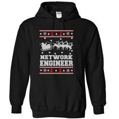 (New Tshirt Design) NETWORK ENGINEER-the-awesome [Tshirt Facebook] Hoodies
