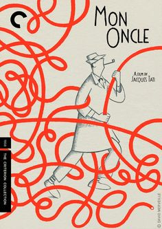Mon oncle, however, the film he made nine years prior in about the. The second hulot movie and tati's first color film, mon oncle is. Mon Oncle Tati, Mon Oncle Jacques Tati, Tati Jacques, First Color Film, Book Design, Cover Design, The Criterion Collection, Movies And Series, Cinema Posters