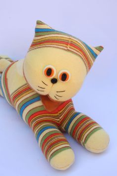 sock doll :kitty