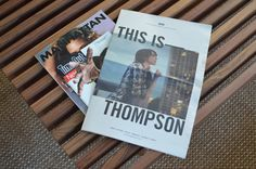 THIS JUST INN | This is Thompson.