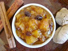 mango pineapple chutney - Budget Bytes