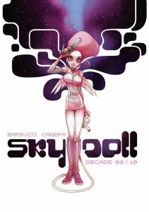 Sky Doll: Decade Vol. 1 Review