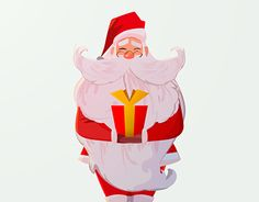 "Check out new work on my @Behance portfolio: ""Santa Claus character design"" http://be.net/gallery/57201597/Santa-Claus-character-design #character #design #Santa #Claus #characterdesign #SantaClaus"