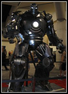 Iron Monger (Iron Man 1) = Jeff Bridges