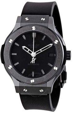 Hublot Classic Fusion Black Dial Men's Watch