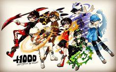 Cartoon Gifs, Cartoon Movies, Cartoon Art, Boboiboy Anime, Anime Guys, Anime Art, My Childhood Friend, Boboiboy Galaxy, Doraemon