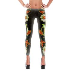 #floral #flowers #tights #yoga #yogapants #leggings #twitpicyourselfinleggings #gymleggings #streetfashion