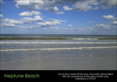 Humbly Serving Christ posted a photo:  Atlantic Ocean waves lap the shore of Neptune Beach, a small coastal town located across the Intracoastal Waterway from Jacksonville.  ABOUT JACKSONVILLE & ITS BEACHES:  I am a native resident of the unique coastal metropolis of Jacksonville. With more than 850,000 residents living within its limits, Jacksonville is Florida's largest city and the 12th largest city in the United States. In many ways defined by its aquatic setting, Jacksonville is…