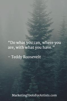 #Do what you can.... #Teddy R.