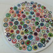 - Eigenlob Keramik self paint in Dusseldorf - Painting Dot Art Painting, Pottery Painting, Ceramic Painting, Pottery Patterns, Pottery Designs, Pottery Ideas, Ceramic Pottery, Pottery Art, Ceramics Projects
