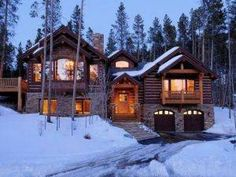 Breckenridge Vacation Rentals Rustic Timber Lodge For Rent .