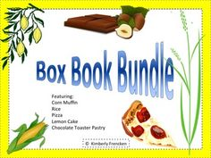 Get all 5 box books in this bundle and get started on a literacy center for your back-to-school preparations. For grades 3-6.