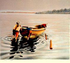 Vebjørn Sand Great Artists, Paintings, Contemporary, Paint, Painting Art, Painting, Painted Canvas, Drawings, Grimm