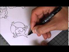 Comics zeichnen mit Tobi Wagner - KOPFVARIATIONEN