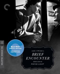 Brief Encounter - Blu-Ray (Criterion Region A) Release Date: April 26, 2016 (Amazon U.S.)