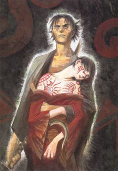 Hiroaki Samura, Blade of the Immortal, BotI Illustration Collection, Manji, Rin Asano