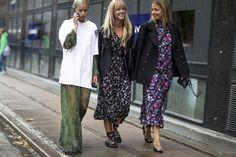 Playful Prints Abound at Copenhagen Fashion Week Photos | W Magazine