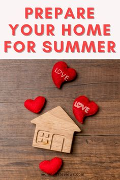 Prep Your Home for the Summer With These Key Hacks Key Change, Egress Window, Window Repair, Window Cleaner, Paint Cans, Summer Of Love, House Painting, Home And Living