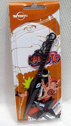Naruto Kunai Keychain Cosplay NAKY8401 Shikamaru, Gaara, Naruto Shippuden, Otaku, Anime Naruto, Naruto Merchandise, Geeks, Anime Gifts, Anime Outfits