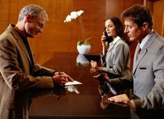 Protecting yourself against the dreaded lost #hotel #reservation. #travel