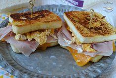 Deliciosa receta de Sandwich fundy O'Clock de Disfrutando de la Cocina
