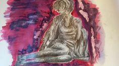By me Tie Dye Skirt, Artwork, Painting, Fashion, Moda, Work Of Art, Auguste Rodin Artwork, Painting Art, Fasion