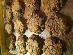 Pumpkin/Peanut Butter/Chocolate Chip Cookies (gluten free) Gluten Free Chocolate Chip Cookies, Gluten Free Cookies, Gluten Free Desserts, Chocolate Peanut Butter, Chips, Pumpkin, Food, Gluten Free Biscuits, Pumpkins