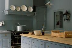 Home Interior, Kitchen Interior, New Kitchen, Kitchen Dining, Kitchen Decor, Kitchen Cabinets, Kitchen Island, Kitchen Country, Kitchen Grey
