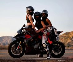 Real Biker Women ms_keerati (4)