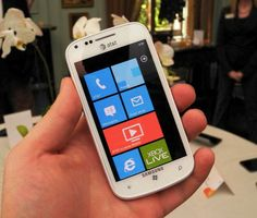 Samsung Focus 2, 4.0 inch / the latest Windows Phone of Samsung / May, 2012