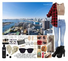 """""""Sin título #1119"""" by gisella-jb-pintos ❤ liked on Polyvore featuring TOKYObay, G-Star, Anne Klein, Alexander McQueen, Accessorize, Janna Conner Designs, Polaroid, Dot & Bo, Royce Leather and Prada"""