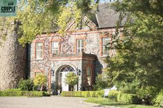 Entrance to Ballymagarvey Village.Weddings at Ballymagarvey Village photographed by Couple Photography. Wedding Couples, Couple Photography, Best Dogs, Entrance, Weddings, Vacation, Mansions, House Styles, Places