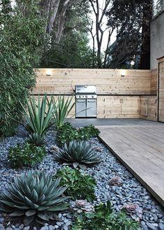 6 Backyard Landscape Designs That Need Minimal Maintenance - Dwell