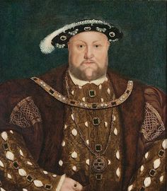 After Hans HOLBEIN the younger - King Henry VIII (c. 1540s) | Art Gallery of South Australia