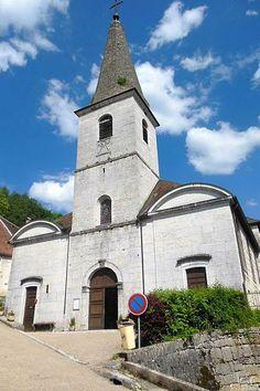 Lods Eglise Saint-Théodule