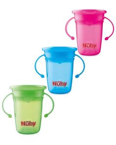 Nuby 360 Sippy Cup Stop Drinking, Mugs, Tableware, How To Make, Baby, Quit Drinking, Dinnerware, Cups, Mug
