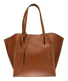 Look at this Giorgio Costa: Cognac Alexa Bag on #zulily today!